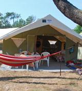 Naturalodge tenten 4p -7jaar